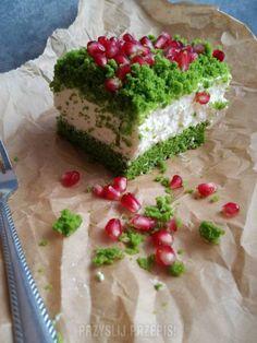 Ciasto Leśny mech bezglutenowe