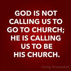 Craig Groeschel quote