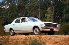 Holden HK Kingswood - 186S 6 cylinder