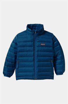 Patagonia Down Sweater Jacket (Toddler Boys)   Nordstrom