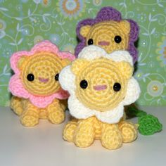 Crochet Cat - Crochet Toy - Free Crochet Pattern