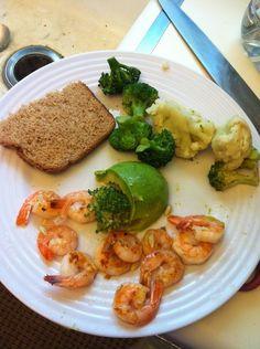 Healthy Dinner!