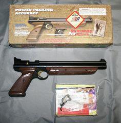 Crossman Current Model 1377c American Classic .177 Pump Pistol (AOL.com)