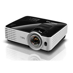 Máy chiếu BenQ MX620ST máy chiếu siêu gần có HD 3D, trình chiếu hình ảnh lớn nơi không gian hẹp. Bán máy chiếu BenQ MX620ST giá tốt trên toàn quốc và TpHCM.