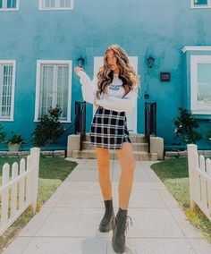 Outfits For Teens, Trendy Outfits, Cute Outfits, Fall Winter Outfits, Summer Outfits, Teen Fashion, Fashion Outfits, Fasion, Foto Pose