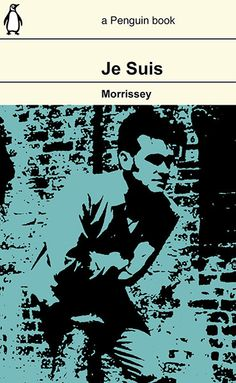 Morrissey's Autobiography: 15 alternative front covers
