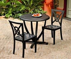 Landgrave Vienna Bistro Metal Cast Aluminum Dining Set by Landgrave. $2778.10. Shop for cast aluminum dining sets at PatioFurnitureBuy.com today and save! When looking for top quality Landgrave furniture products for your outdoor furniture needs, this Landgrave vienna bistro metal cast aluminum dining set (LVNCLBS) will provide years of enjoyment for your furniture decor.