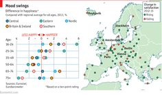 Daily chart: Happiness in Europe   The Economist