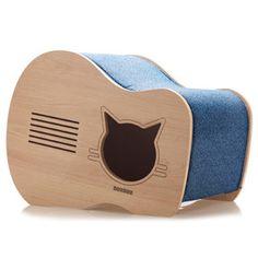 Seus gatinhos merecem tudo do bom e do melhor, não é? Conheça a linha de móveis do designer Frank Morais que fará seu gato ronronar…