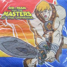 Full List Of He Man Masters The Univ Products Small CakeMan BirthdayParty