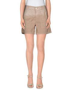 Prezzi e Sconti: #Twin-set jeans shorts donna Beige  ad Euro 24.00 in #Twin set jeans #Donna pantaloni shorts