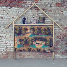 Nueva casita 💙 Coming soon #showroom #faunaquerida #perroreal ~ Home is where casita is 🏡
