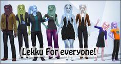 Emma's Simposium TS3 & TS4 Cemetery: TS4 RIP #33 - Lekku for Everyone by Tovisims - AS ...