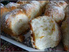 Chismes y Cacharros: Pan de Mono de Naranja ( Orange Monkey Bread)