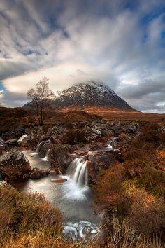 ✯ Stob Dearg, Buachaille Etive Mòr, Highlands