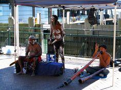 Aboriginal music, via Flickr.