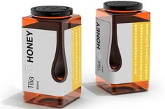 Creative honey label and packaging design for inspiration. Honey Packaging, Cool Packaging, Food Packaging Design, Bottle Packaging, Packaging Design Inspiration, Brand Packaging, Product Packaging, Chocolate Packaging, Coffee Packaging