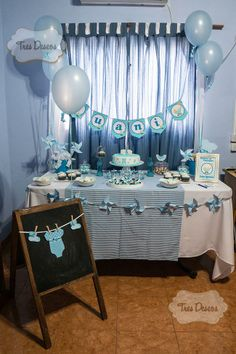 Mesa Dulce, Baby Shower!