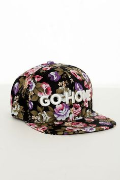 2823654051758 GO HOME Floral Snap Back. Maddie Luebke · Snapbacks. My Chemical Romance  Official Store - CHEM Hat ...