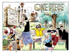 Digik Gallery - Artbook - One Piece - Color Walk 3 - Image ID 12686