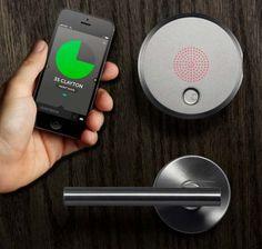 Keyless Door Lock - Unlock your door with your smartphone