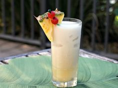 Skinny Pina Colada, does it get any better than this?