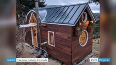 Les Tiny Houses de Saint-Méard-de-Gurçon