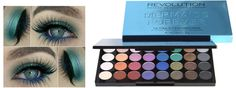 Thanks Makeup Revolution, Now I Can Be Mermaid with This Eyeshadow Palette!