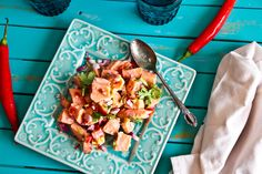 Three Citrus Ceviche