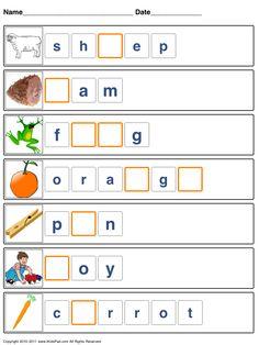 Spelling images   Free Printable Kids Kids Spelling games