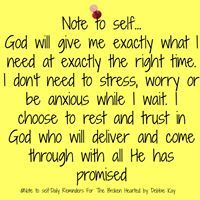 Note to self… God says I can do all things through Him as He gives me His strength. It's not how much willpower or strength I feel I have that matters, it's His unlimited power wi… Bible Verses Quotes, Faith Quotes, Scriptures, Uplifting Quotes, Inspirational Quotes, Note To Self Quotes, God Loves Me, Quotes About God, Spiritual Quotes