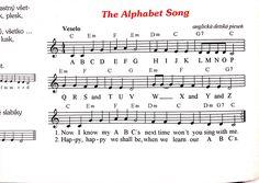 The Aplhabet
