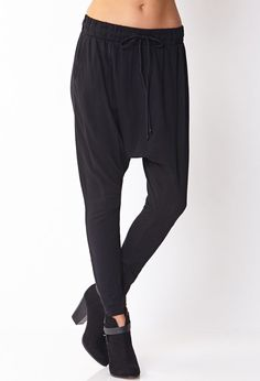 I discovered this Classic Knit Harem Pants on Keep. View it now.