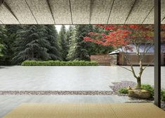 Image 7 of 15 from gallery of Kengo Kuma Designs Cultural Village for Portland Japanese Garden. Photograph by Kengo Kuma & Associates Japanese Rock Garden, Portland Japanese Garden, Japanese House, Japanese Gardens, Japanese Style, Kengo Kuma, Landscaping Software, Garden Landscaping, Amazing Architecture