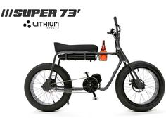 The Super 73, 1000 Watt Electric Bike