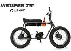 The Super 73, 1000 Watt Electric Bike