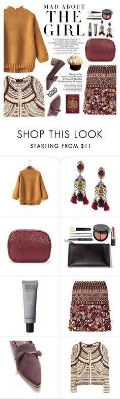 """Mad about the girl"" by punnky ❤ liked on Polyvore featuring Bobbi Brown Cosmetics, Kershaw, Missoni and Isabel Marant"