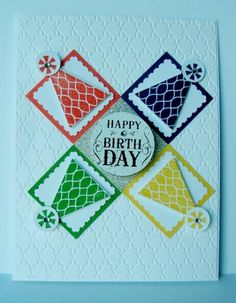 FS290, SUO Pennants for Mary! by eured99 - Cards and Paper Crafts at Splitcoaststampers