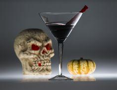 Hallowe'en cocktails