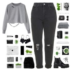 """""""//off • road//"""" by lion-smile ❤ liked on Polyvore featuring Topshop, Prada, Martha Stewart, Eva Solo, Givenchy, Alexander Wang, Fujifilm, Living Proof, Dot & Bo and Sagaform"""