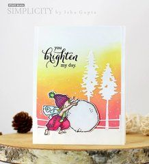 Penny Black Tall Trees Creative Dies Penny Black Stamps, Snow Fairy, Christmas Tree Cards, Have Some Fun, Little Gifts, Cardmaking, Creative, Crafts, Handmade