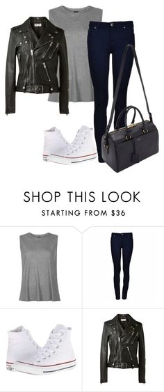 """""""Sin título #171"""" by camifpl21 ❤ liked on Polyvore featuring Boutique, Ally Fashion, Converse, Yves Saint Laurent, selenagomez, CaraDelevingne, kendalljenner, louteasdale and sophiasmith"""
