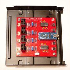 Arduino computer fan controller.