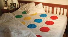 Every couple should own a set!!  ......I think I'm seriously going to make a set for our bed.