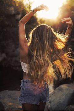 Flip your hair   Pura Vida Bracelets