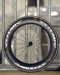 All systems go: Mavic launches Cosmic CXR80 aero wheels