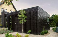 Der findes uendelige arkitektoniske muligheder, hvis du vil bygge i træ. Inden du går i gang, bør du dog sætte dig grundigt ind i træets muligheder og begrænsninger.