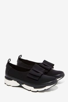 Jeffrey Campbell Parade Neoprene Sneaker - Sale: Off and Up Slip On Boots, Wedge Boots, Shoe Carnival, Sneakers For Sale, Rubber Shoes, Wedge Sneakers, Jeffrey Campbell, Shoe Brands, Me Too Shoes