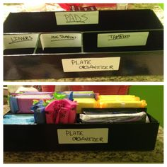 Looking For A Way To Organize Your Lady Items Use A Cookie Jar To Store Tampons And Panty