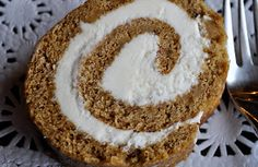 "Yes, Banana Roll. It's what happens when you have more ""just about to go bad bananas"" than you can use. It's what happens when you find a pack of cream cheese in the fridge. It's what happens because it's Manifest Destiny. Very similar to the Pumpkin Roll, different flavors, same filling, completely delicious. This is …"